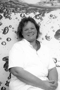 Tandartsassistente Wilma van Burken
